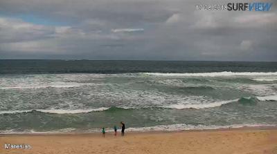 câmera ao vivo da praia de maresias são paulo