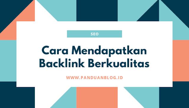 Cara Mendapatkan Backlinks Berkualitas untuk Pemula