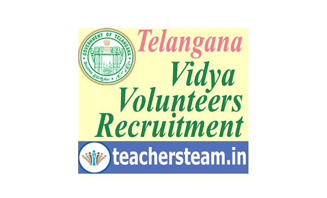 Vidya Volunteers Recruitment