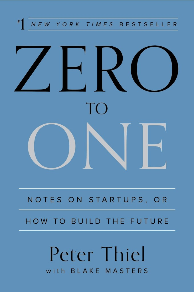 Zero to One by Peter Thiel Ebook Download