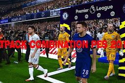 Combination Kitpack Season 2021 - PES 2017