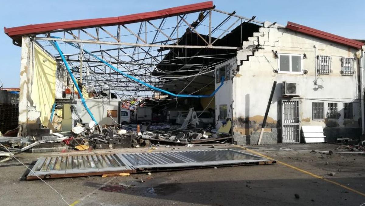 Maltempo a Catania e nuove stime dei danni