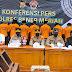 Satreskrim Polres Bener Meriah Berhasil Ungkap 2 Kasus Pencurian Dan Amankan (8) Delapan Orang Tersangka