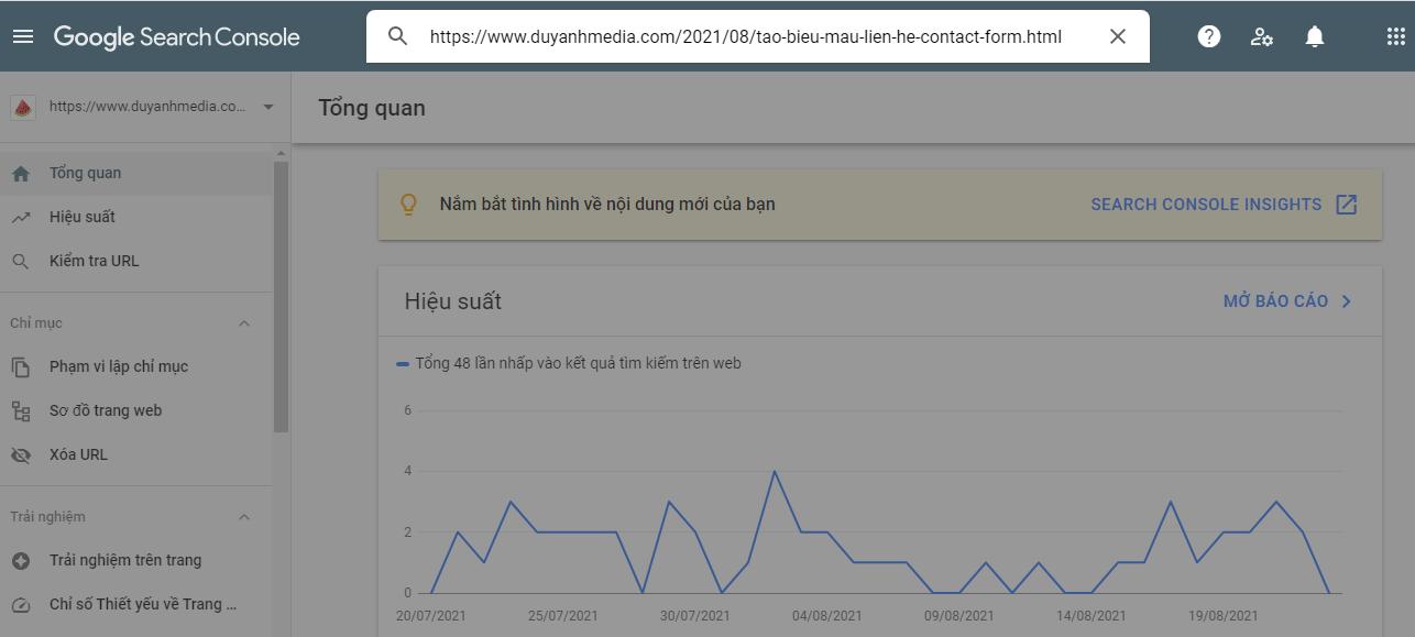 Hướng dẫn submit website lên Google, Bing, Cốc Cốc index nhanh nhất