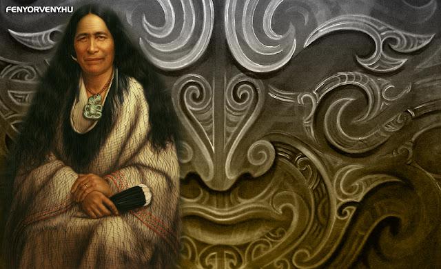 Maori átkok és jóslatok