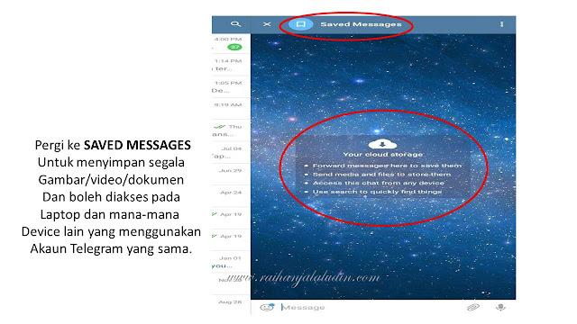 Cara Paling Mudah Transfer Gambar, Dokumen, Video dll Dari Telefon ke Laptop Tanpa Wayar