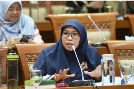 Netty Prasetiyani Tegaskan Pemerintah Untuk Lebih Fokus Mengendalikan Kasus Covid-19