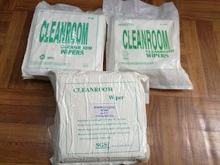 khăn lau phòng sạch tại hải phòng