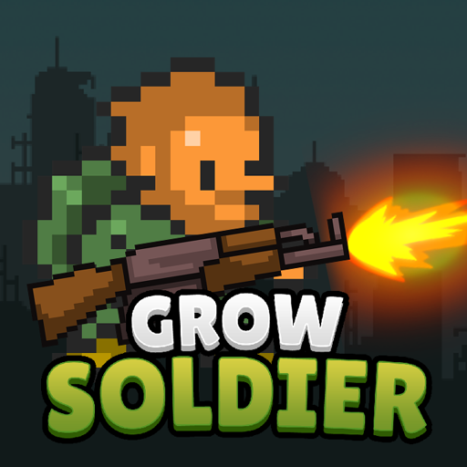 Grow Soldier - Idle Merge game - VER. 3.5.2 Free Shopping MOD APK