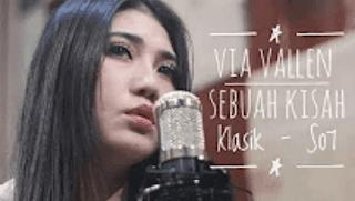 Lirik Lagu Sebuah Kisah Klasik - Via Vallen