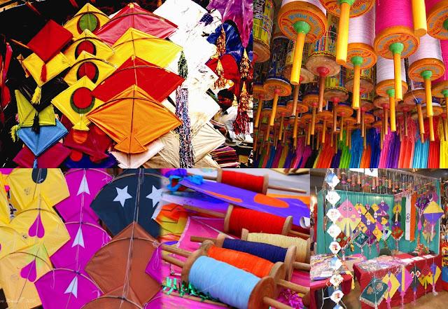 Kite Festival, Jaipur