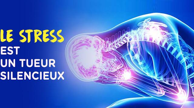Le stress est un tueur silencieux : Voici ce qui arrive à votre corps lorsque vous êtes stressé