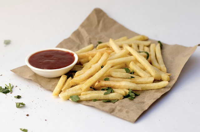 more changes to the fries recipe