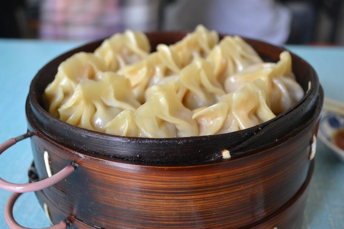 que comer en china