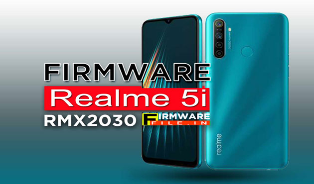 Flash file Realme 5i RMX2030