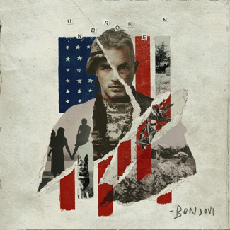 """Bon Jovi aborda a realidade na vida dos veteranos de guerra em novo single """"Unbroken"""""""