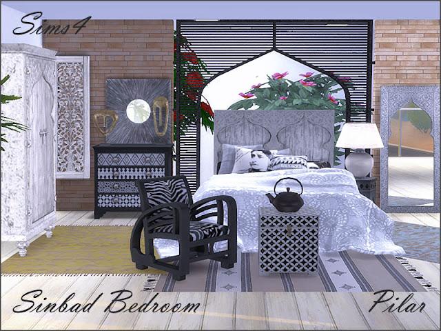 06-12-2019 Sinbad Bedroom