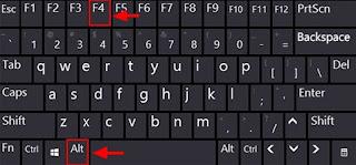 4 Cara Mematikan Laptop Error Atau Hang Terlengkap Dan Mudah
