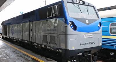 Укрзалізниця підписала угоду на постачання локомотивів з General Electric