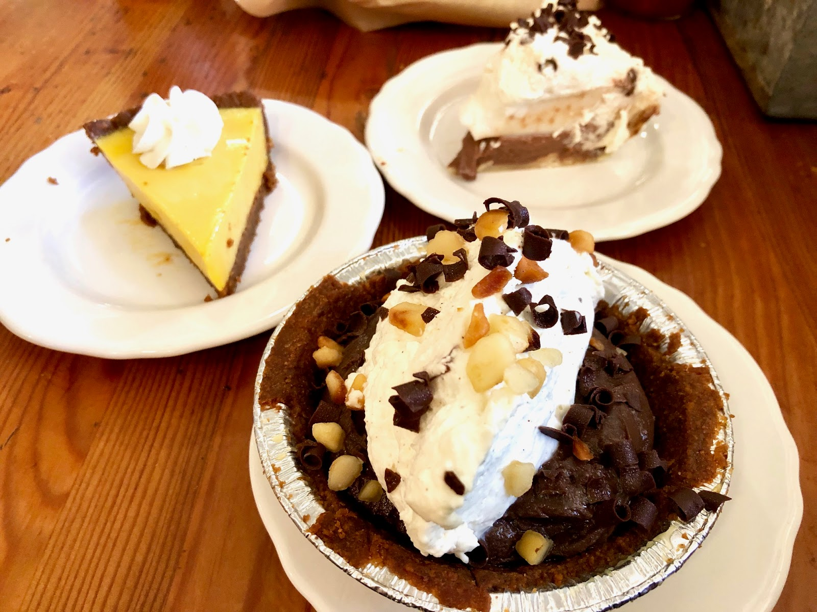 Leoda's Kitchen and Pie Shop Review Maui