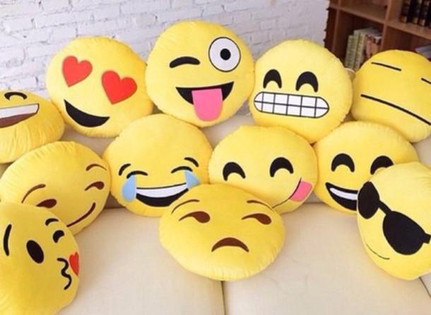 Emoji pillows target