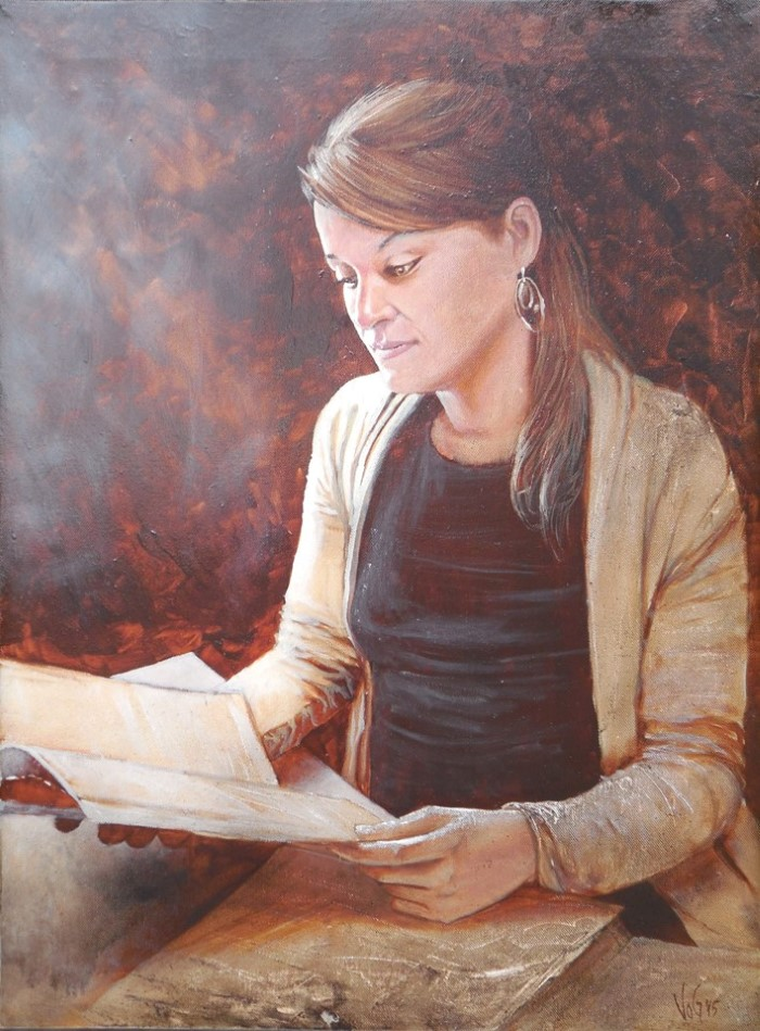 Сербский художник. Goran Vojinovic