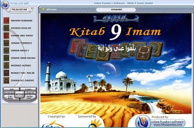 APLIKASI HADITST DIGITAL DARI 9 IMAM - DOWNLOAD GRATIS