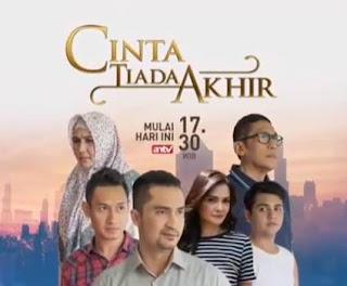 Sinopsis Cinta Tiada Akhir ANTV Episode 1 - 10