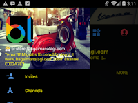 Download BBM MOD Vespa v3.3.2.31 Not Clone Terbaru
