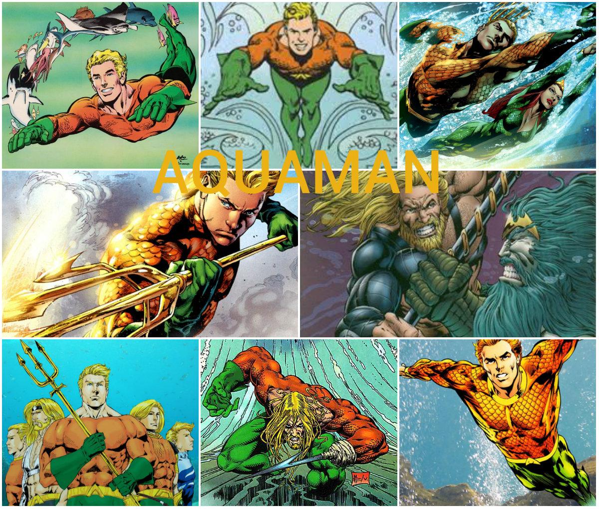 NÃO SE DEIXE enganar pela falta de dedicação ao personagem nos desenhos e  filmes , o Rei dos 7 Mares é um homem muito poderoso e foi membro fundador  da Liga ... f9487a5c39