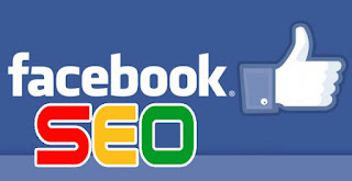 Seo optimization and make my facebook page Seo for facebook