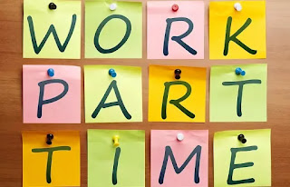 5. Find a work Part Time