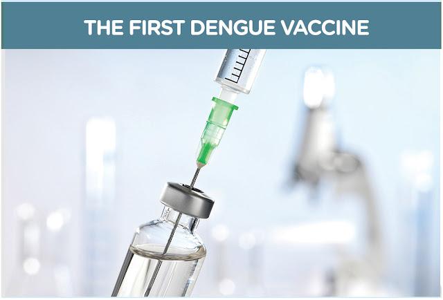 Dengue Vaccination in Watsons
