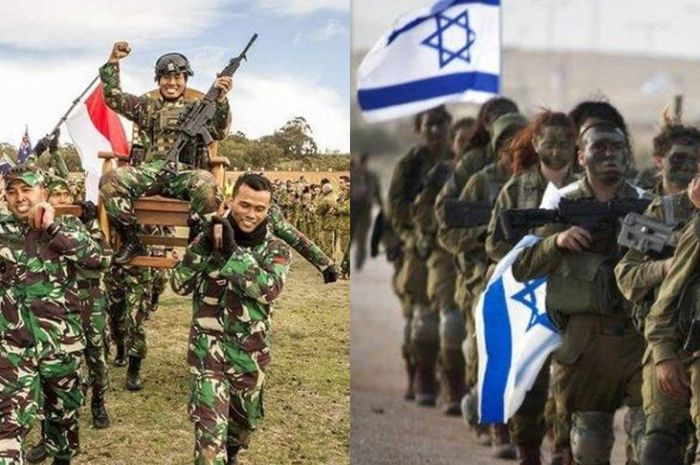 Lihat Nih Perbandingan Kekuatan Militer Israel vs Indonesia