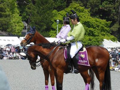 京都府警察・平安騎馬隊