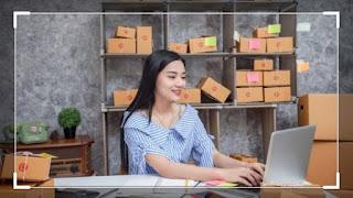 cara bisnis dirumah yang cepat sukses