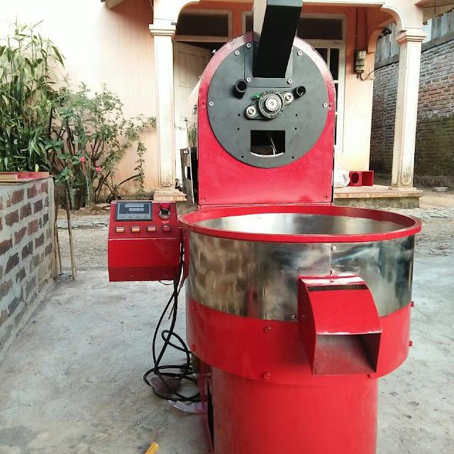 tempat roasting kopi di Banjarnegara