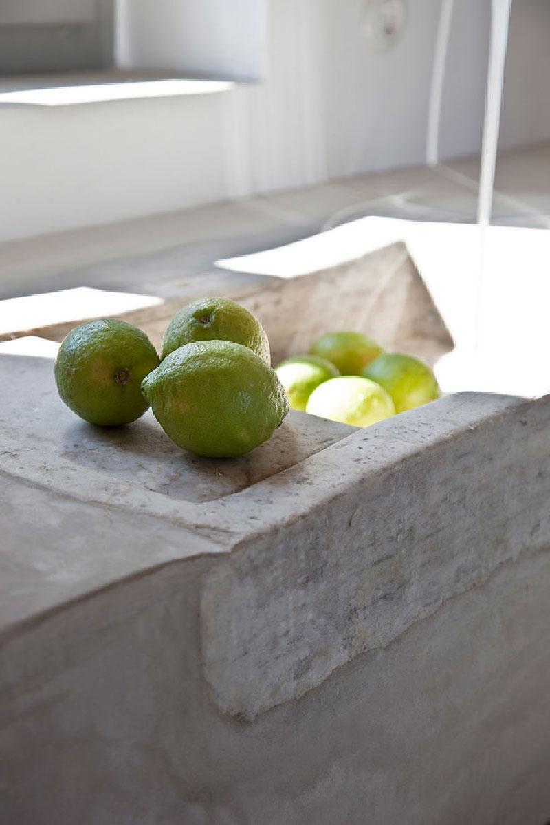 Una casa di campagna situata sull'isola greca di Antiparos