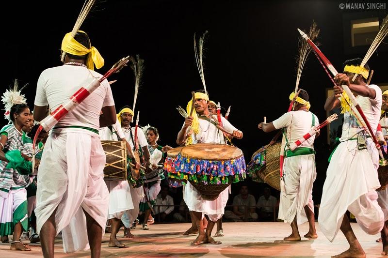 Mundari Folk Dance Jharkhand