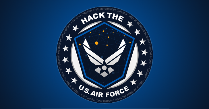 Hack'em If You Can — U.S. Air Force launches Bug Bounty Program