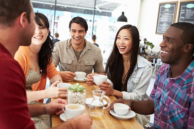 4 fakta menarik tentang tongkrongan anak muda