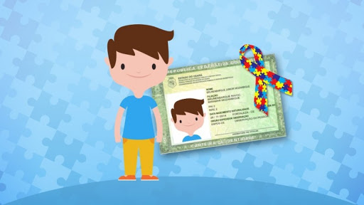 Carteira para autista vai ajudar o GDF a conhecer este público