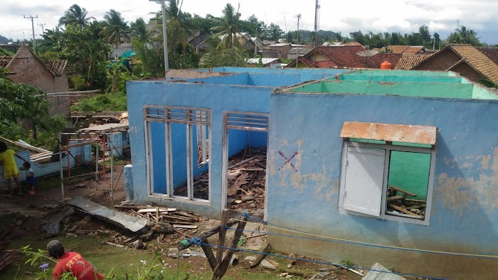 Sebelum Di Eksekusi Untuk JTTS, Sembilan Rumah Sudah Dibongkar Oleh Pemiliknya