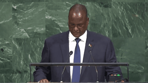 Sudán del Sur alerta sobre el cambio climático ante la ONU