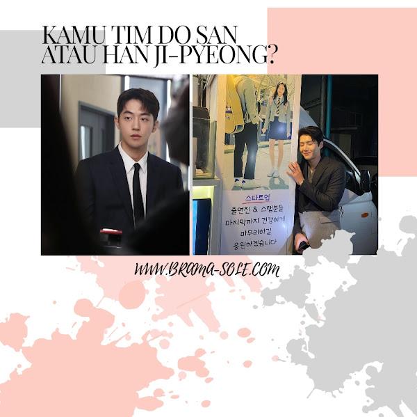 Kamu Tim Dosan Atau Han-Jipyeong?