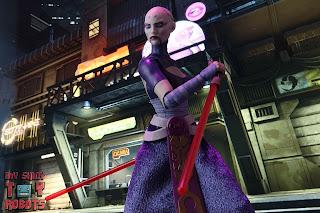 Star Wars Black Series Asajj Ventress 23
