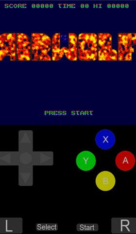 Emulador de Super Nintendo para Windows Phone Snes8x