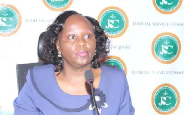 Nairobi University lecturer Senior Counsel Professor Patricia Kameri Mbote  photo