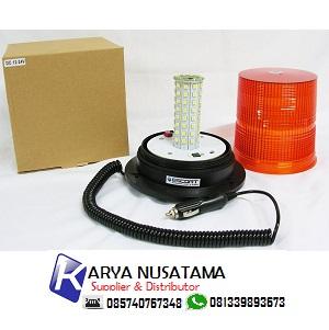 Jual Lampu Strobo Truk 12-24V Plus Magnet di NTT