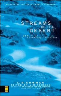 Streams in the Desert: LadyD Books